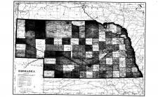 Nebraska State Map, Holt County 1904